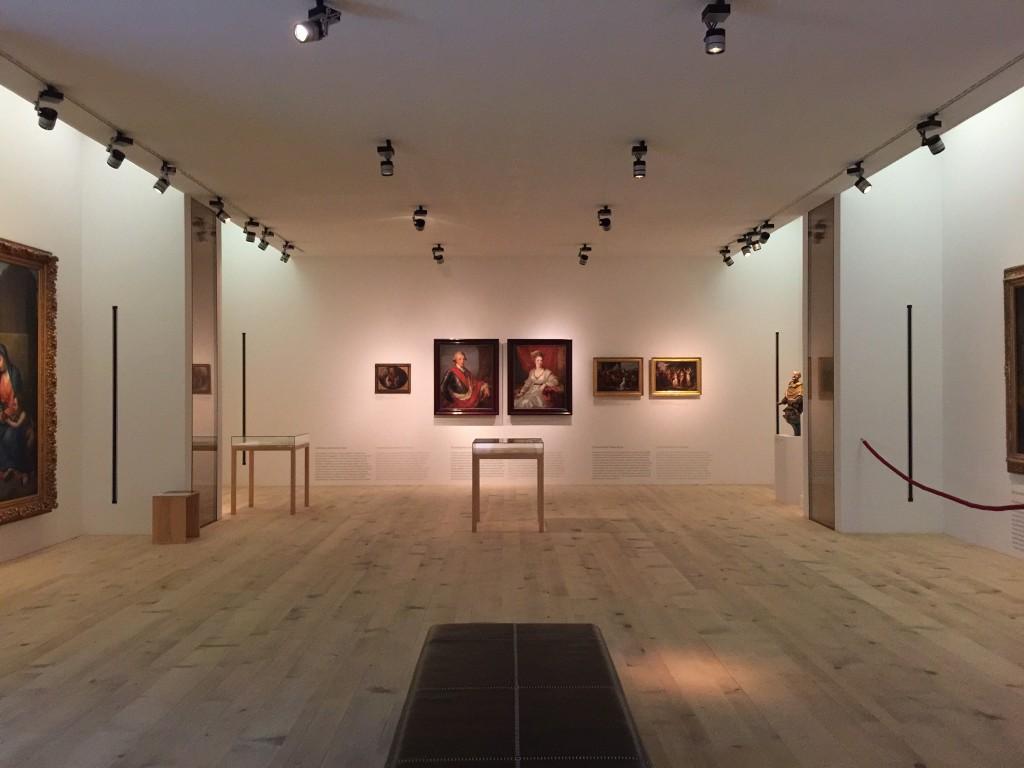 Angelika Kaufmann Museum Innen