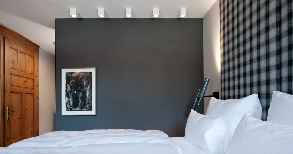 Boutique Apartments Herlinde Schlafzimmer Ansicht