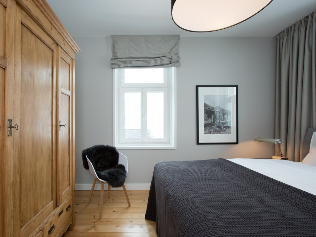 Schlafzimmer Bezau Boutique Apartments 2